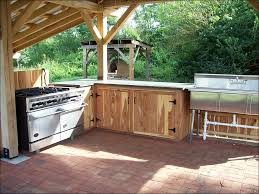 kitchen outdoor kitchen sink station outdoor wood cabinet