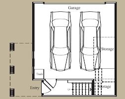 garage floor plans zspmed of garage floor plans
