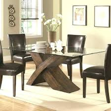 glass top for dining room table top glass dining room table bases glass top dining table elegant