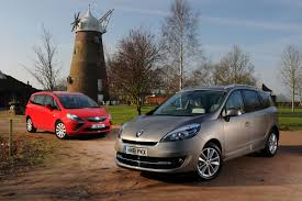 opel renault renault grand scenic vs vauxhall zafira tourer auto express