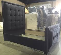 Modern Style Bed 78