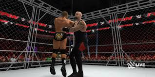 themes for android wwe wwe 2k on mobile worth its 7 99 cost of admission