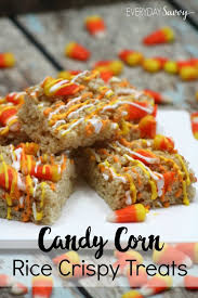 corn rice crispy treats recipe