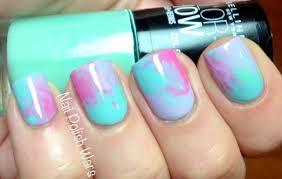 nail polish wars wonderful watercolor