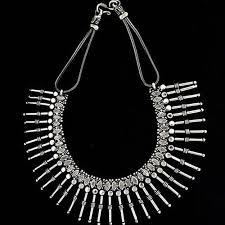 metal necklace designs images Designer oxidized necklace oxidised jewellery oxidised jewelry jpg