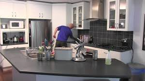 how to clean a kitchen mini clean official training video youtube