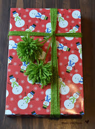 christmas gift wrapping ideas bless this mess