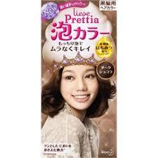 liese bubble hair color dark chocolate shopneasy malaysia