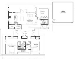 Floor Plan Modern House 258 Best House Plans Images On Pinterest Bed U0026 Bath Square Feet