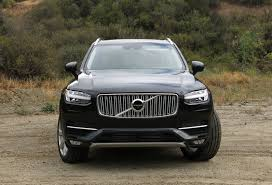 big d volvo 2016 volvo xc90 first drive with video the truth about cars