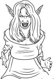 halloween vampire coloring pages vampire coloring pages murderthestout