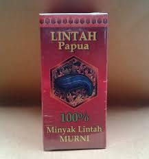 jual minyak lintah papua oil pembesar alat vital permanen shen