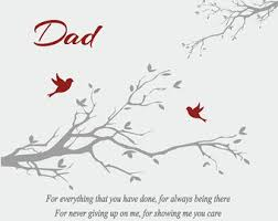 christmas gift for dad to dad from children father u0027s day print