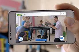 ikea projects virtual furniture into your living room verge