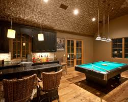 Family Room Design Pictures Remodel Decor And Ideas Page - Kitchen pool table