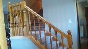 Banister Repair Oak Replacement Bannister Ideas