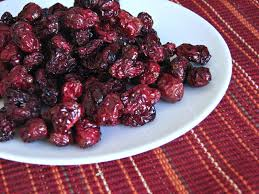 dried cranberries health benefits calories and nutrition facts