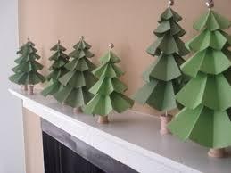 diy handmade tree modular tree easy paper