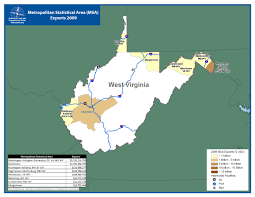 Hagerstown Zip Code Map by Itts West Virginia State Profile