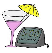cartoon martini png sleep and circadian f a q