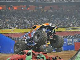 reliant stadium alltel arena monster jam u0027s black stallion