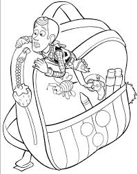 44 toy story colouring pictures images