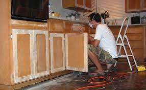 Resurface Kitchen Cabinets Home Resurfacing Kitchen Cabinets Diy U2014 Decor Trends Resurfacing