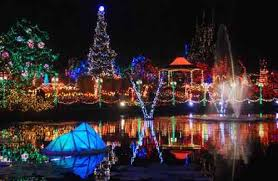 Vandusen Botanical Garden Lights Vandusen Festival Of Lights 2017 Vancouver S Best Places