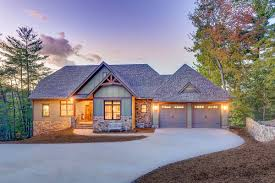 north carolina custom home builders asheville lake james nc