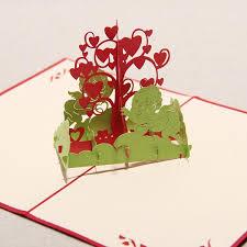 birthday wish tree 3d birthday wish tree greeting cards handmade paper sculpture