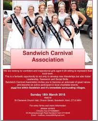 association si e social sandwich carnival association sandwich events calendar