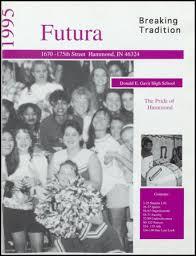 gavit high school yearbook explore 1995 gavit high school yearbook hammond in classmates