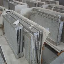 Prefab Granite Vanity Tops Prefabricated Granite Countertop Wanfustone China Manufacturer