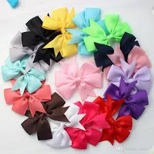 bows for hair high quality grosgrain ribbon bows for hair hair bows children