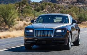 Wraith Offers Rolls Royce U0027s Most Dynamic Driving Experience Sae