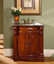 Cherry Vanity Wooden Cherry Bathroom Vanities Ebay