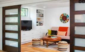 Home Barn Doors by Barn Doors With Glass For Your Home The Glass Door Store