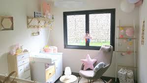 décoration chambre bébé fille room tour la chambre du bébé le de nérolile de néroli