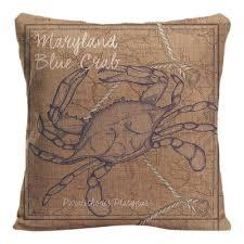blue crab pillow promotion shop for promotional blue crab pillow