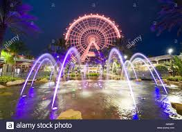 400 Feet by The Orlando Eye Is A 400 Feet Tall Ferris Wheel In The Heart Of