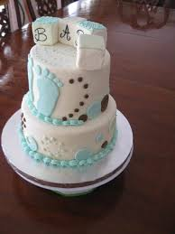 Baby Shower Boy Cakes Baby Boy Cake Cakecentral Com