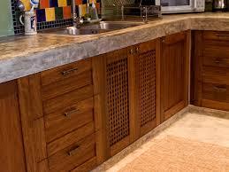 teak wood kitchen cabinets teak kitchen cabinets