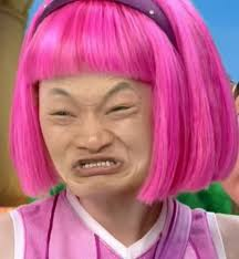Lazy Town Memes - create meme push if moses lazytown lazy town stephanie lazy