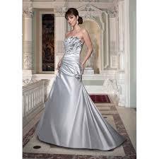 silver dresses for wedding silver wedding dress for brides