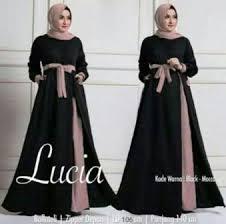 Baju Muslim Wanita baju muslim wanita terbaru bahan balotelli wa 082112235665