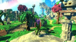 yooka laylee xbox one review cultured vultures