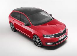 2018 skoda rapid spaceback redesign and changes 2018 auto review
