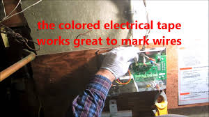 taco 4 zone control replaced for boiler zone valves youtube
