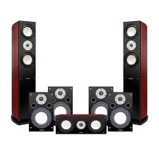 home theater wireless speakers fluance reference series 7 0 high performance surround sound home