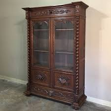 Narrow Mahogany Bookcase by Antique Bookcases Inessa Stewart U0027s Antiques
